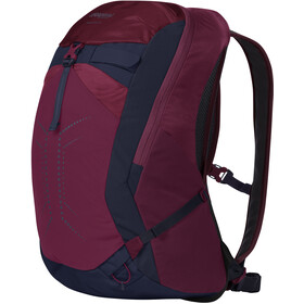 Bergans Vengetind 28 Backpack, beet red/navy